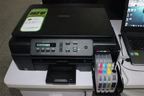 impresora brother dcp  sistema continuo