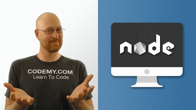 Udemy Free For Limited Time - Ultimate Node and Javascript Bundle: Learn Node and JS