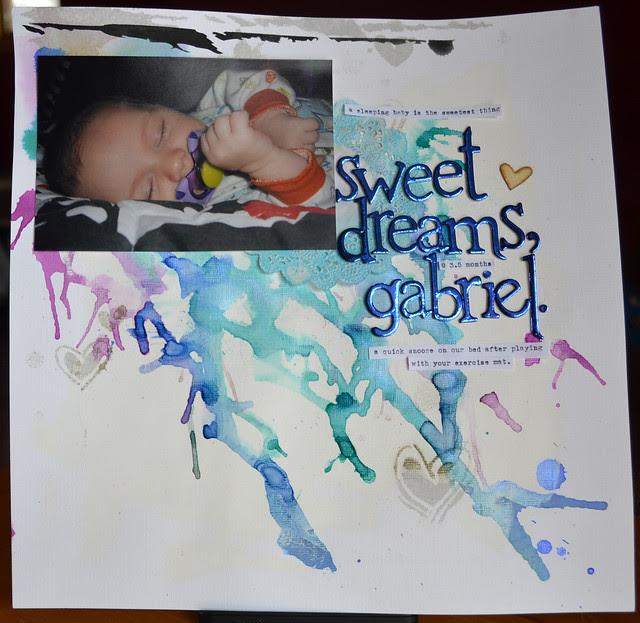 Sweet Dreams Gabriel