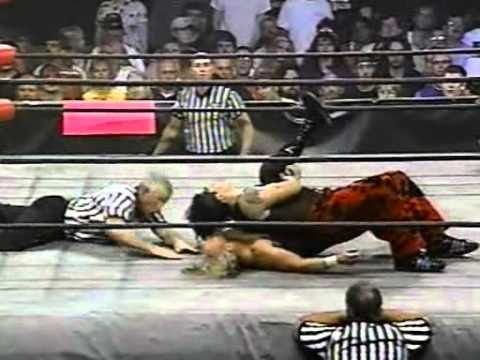 Main Event: AJ Styles vs. Jerry Lynn vs. Psicosis vs. Low-Ki
