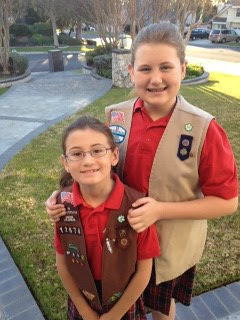Girl Scouts 2013