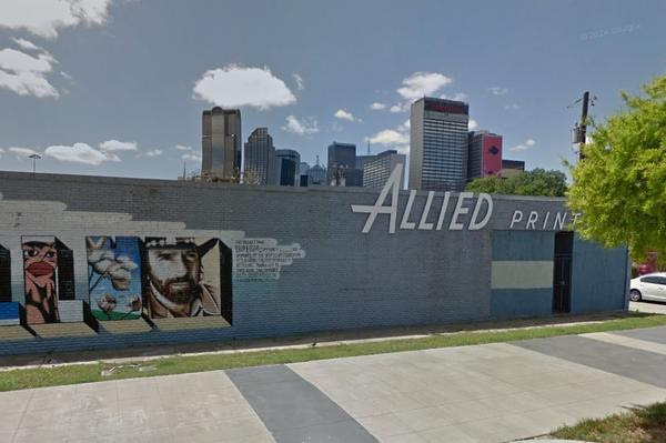 Allied Print building copy