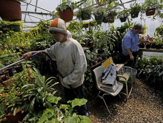 Prison Horticulture