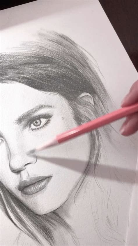 minutes  drawing     minute time lapse