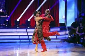 Emmitt Smith Dancing With the Stars All Stars Paso Doble