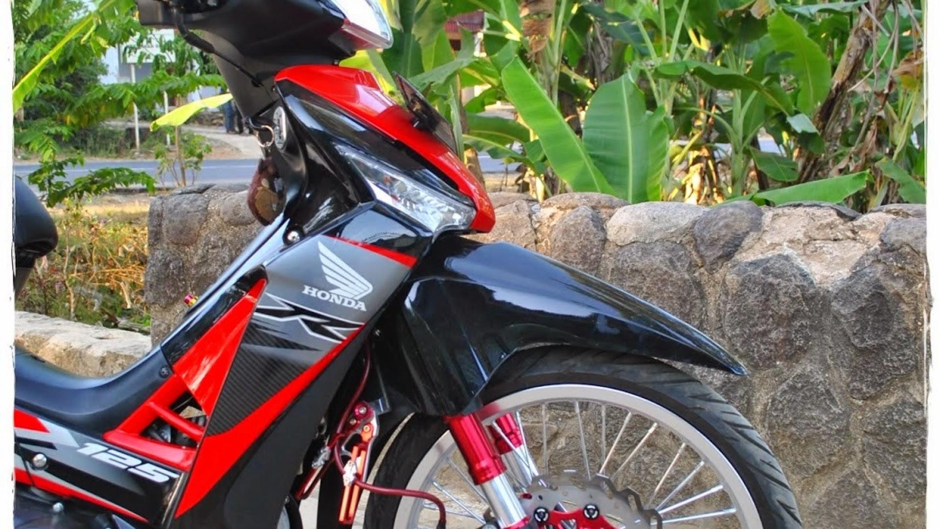 Ide 95 Foto Modif Motor Supra X 125 Fi Terupdate Griya Modifikasi