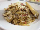Mushroom Fetuccini