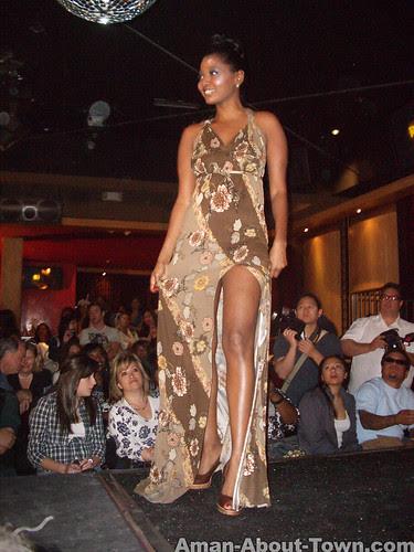 Kami Shade Fashion Event in LA