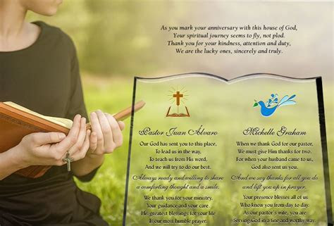 Pastor and Wife Anniversary Poems #Pastor #Wife #