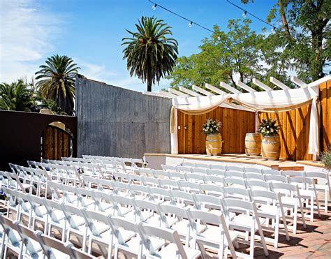 A Rustic California Barn Wedding   Léal Vineyards & Estates