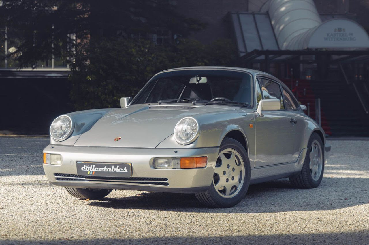 The Collectables - Porsche 911 (964) Carrera 4