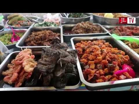 Berburu Makanan Berbuka Puasa di Pasar Takjil Bendungan Hilir