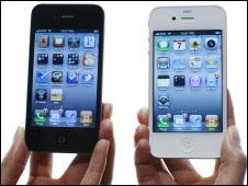 iPhone 4 en dos modelos
