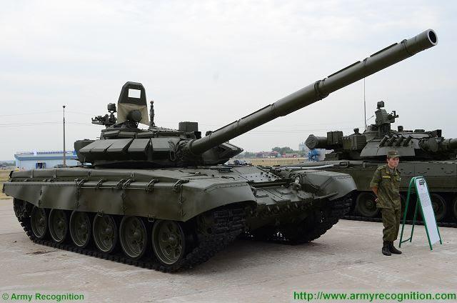 Rusia pondrá en marcha la modernización del T-72B3 tanque de batalla principal (MBT) bajo el nombre de T-72B4 / T-72B3M con un primer contrato para modernizar 154 MBT T-72B serie (T-72B, T-72B1 y T-72BA ). En virtud de este primer acuerdo de contrato, un total de 32 tanques podría ser modernizado antes de finales de 2016.