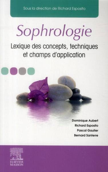 "Livre ""Sophrologie, lexique..."""