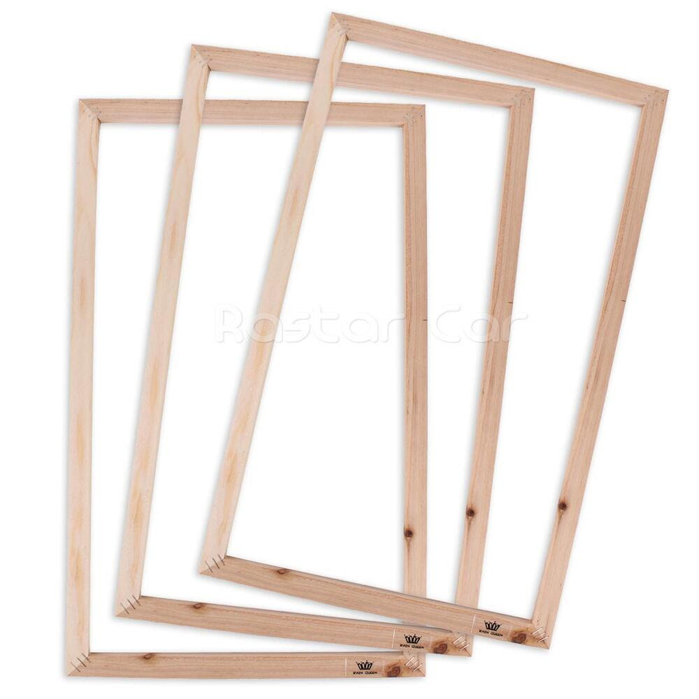 Wooden Canvas Pictue Frame For Canvas Wall Art/Oil ...