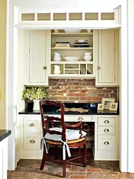 Kitchen Kitchen Office Nook Kitchen Office Nook Ideas Kitchen Office Nook Home Design Decoration
