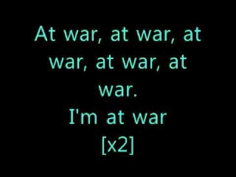 Im At War Sean Kingston Lil Wayne Lyrics