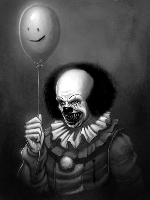 I'M HAPPY THAT I'M NOT THE BALLOON.