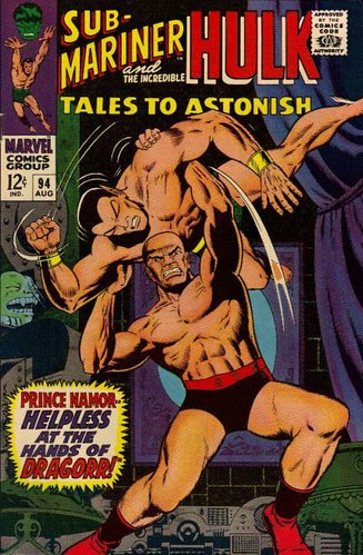Tales to Astonish 094