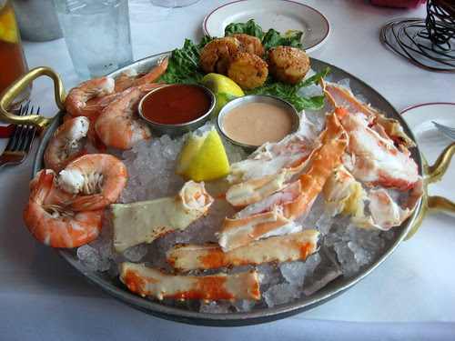 CHILLED SEAFOOD TRIO