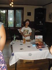Olivia Doing Puzzle Demonstration
