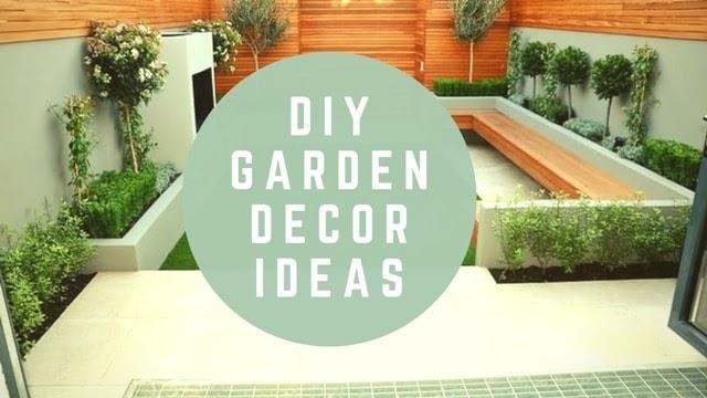 Awesome Homemade Outdoor Homemade Garden Decoration Ideas wallpaper