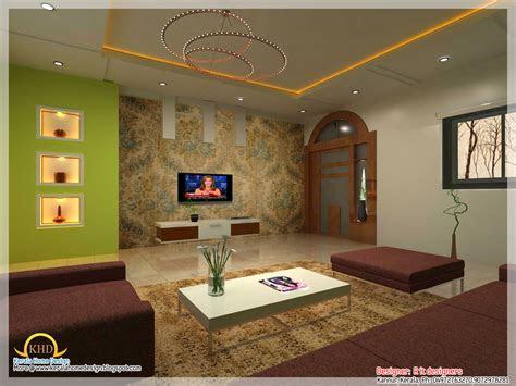interior design idea renderings kerala home design