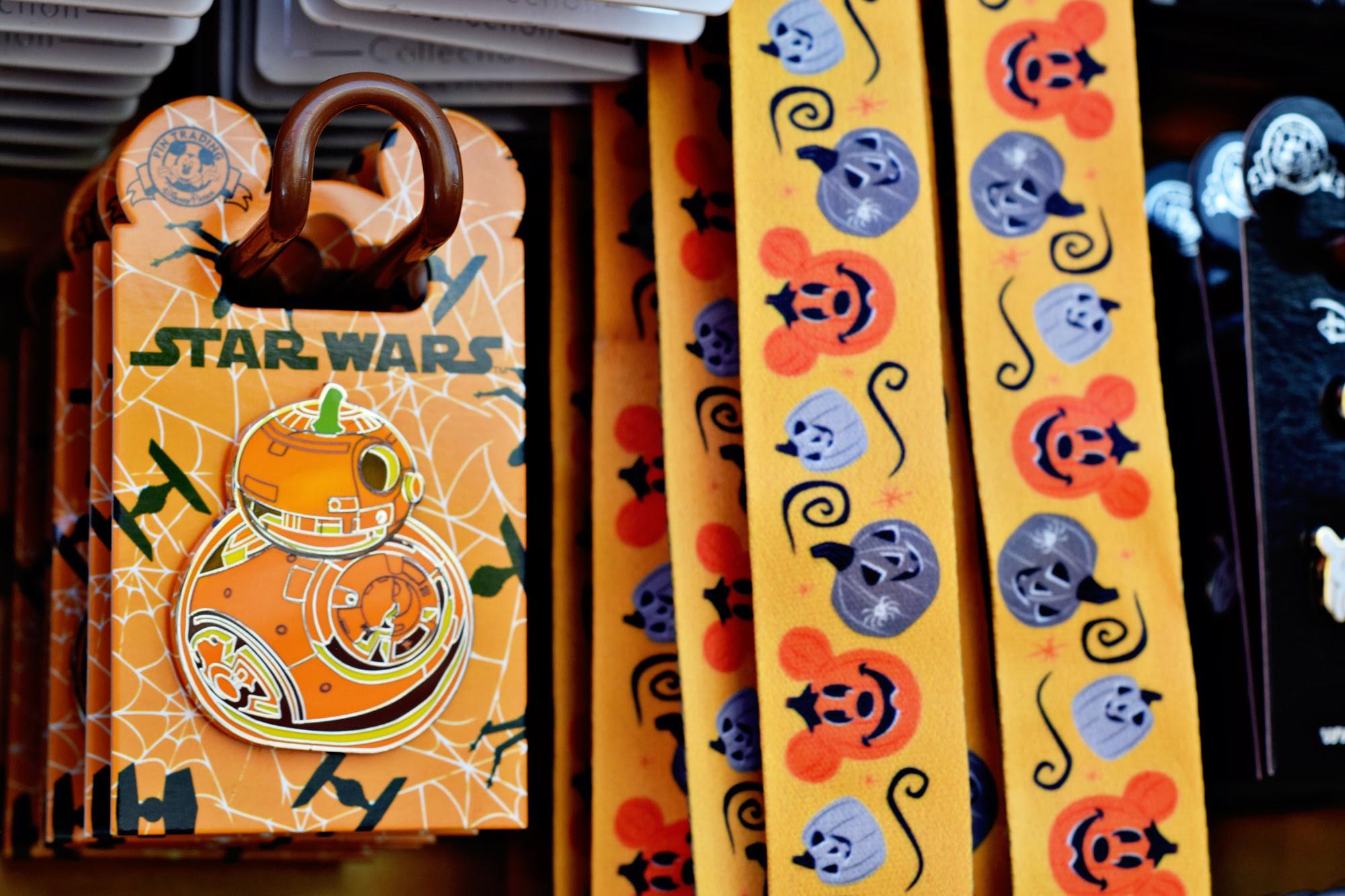 Disney Days: Porgs & Pumpkins | Anakin and His Angel