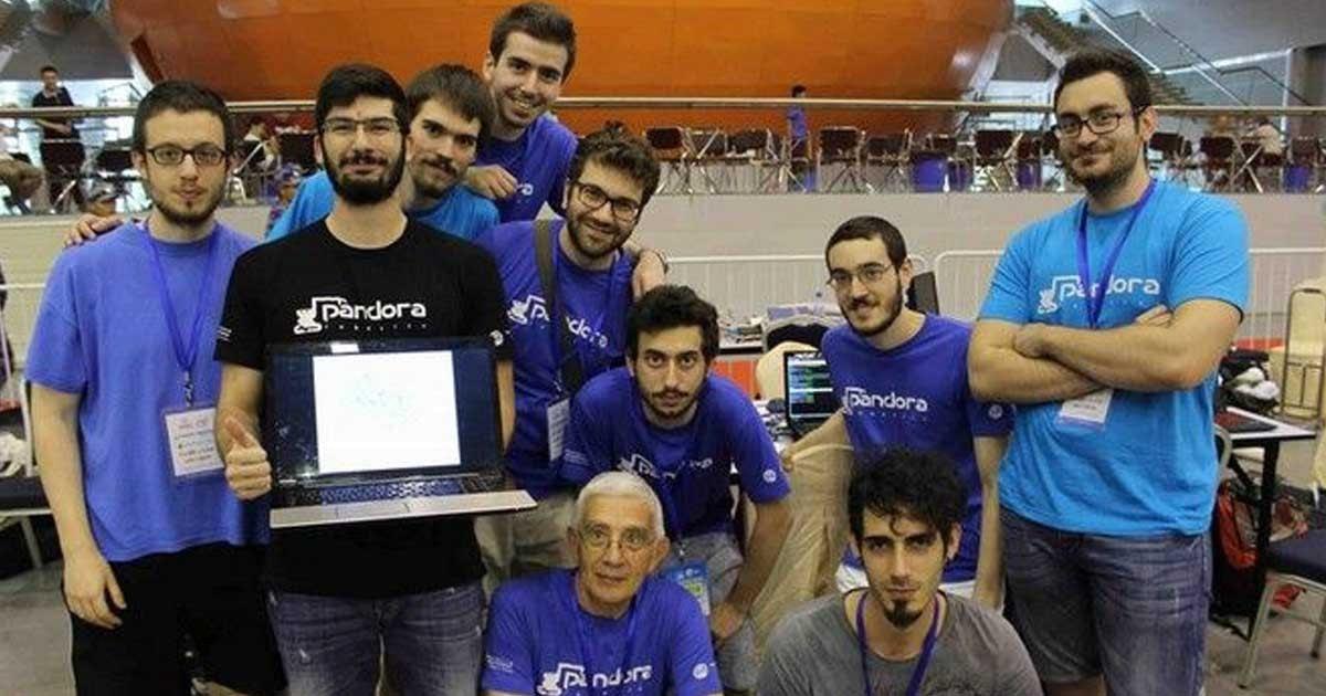Δεύτερη θέση στον παγκόσμιο διαγωνισμό ρομποτικής στην Κίνα για το Πανεπιστήμιο Θεσσαλονίκης!
