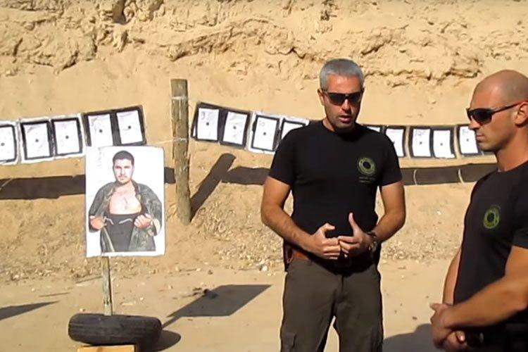 israel training