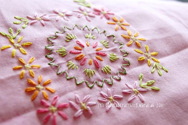 Feeling Stitchy - February stitchalong 2011