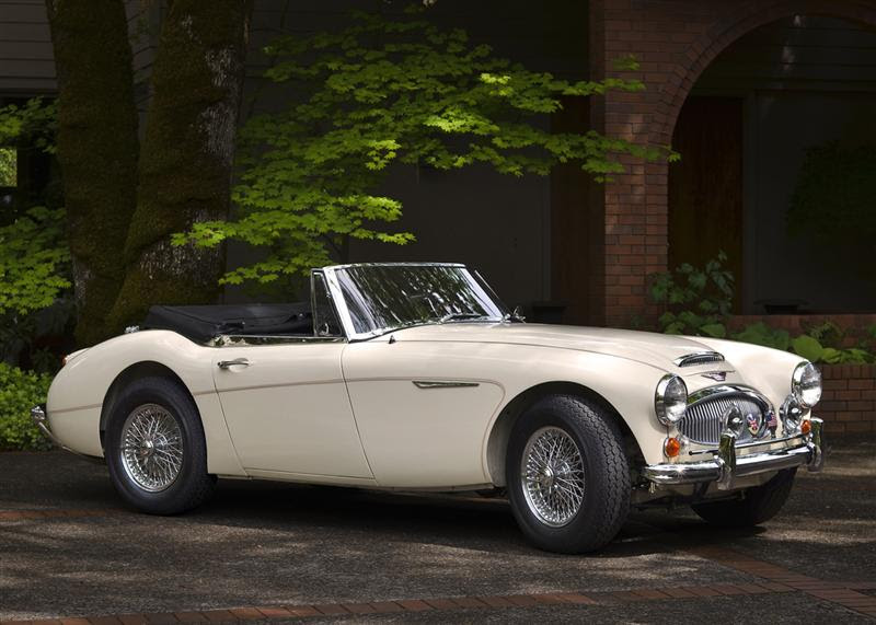 1967 Austin Healey 3000 Bj8 Sports Car Shop