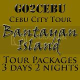 Cebu City + Bantayan Island Hopping Tour Itinerary 3 Days 2 Nights Package