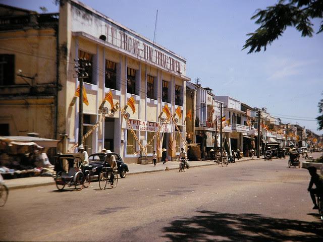 Hue 1966 - Ty Thong Tin THUA THIEN
