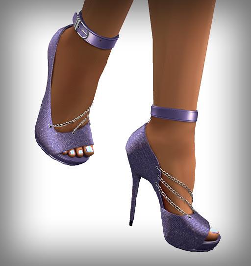 Group Gift Denim Stilettos
