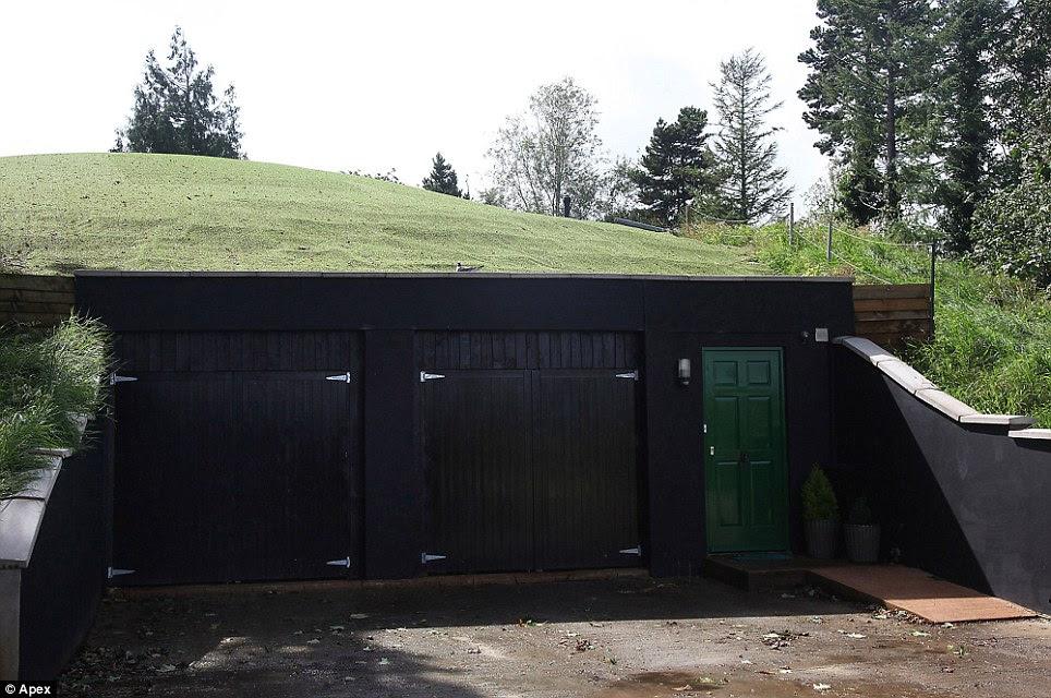 Property pioneers build £1.25million Devon home inside a former ...