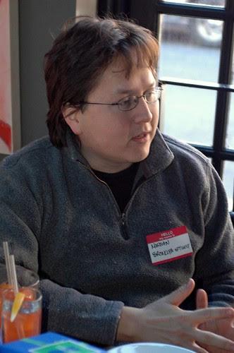 Morgan Pehme, Brooklyn Optimist