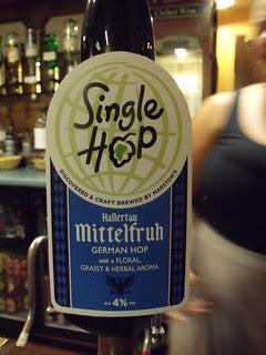 Marston's (Arbor?), Single Hop Mittelfruh, England