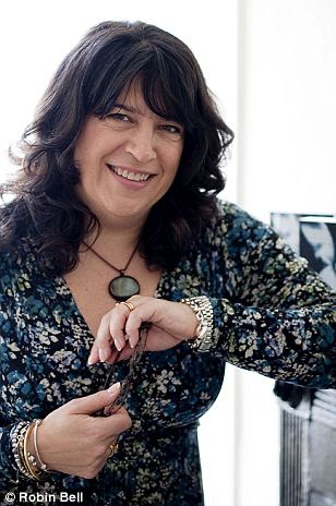 Multi-millionaire: Fifty Shades of Grey author E L James's company posted revenue of £12million in its first six months of operation