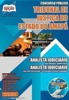 Apostila TJ do Amapá Analista Judiciário