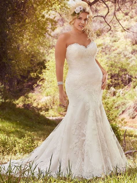CADENCE by Maggie Sottero Wedding Dresses   Plus Size