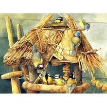 Kuş Yuvası Boyama Ucuza Satın Alın Kuş Yuvası Boyama Partiler Kuş