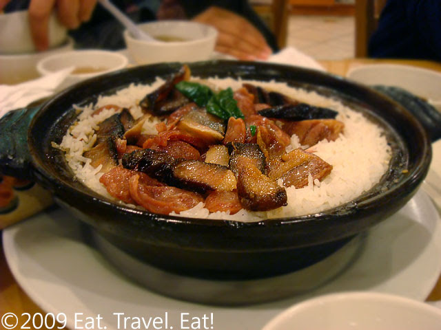 Preserved Meat Pot Rice