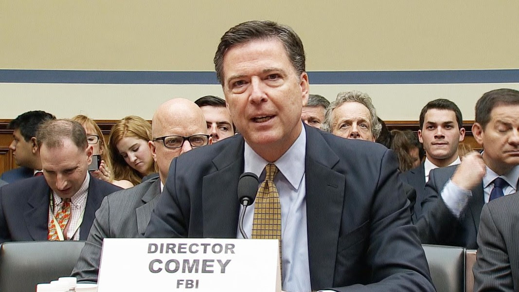 Image result for Director Comey