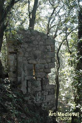 Restes de la muralla