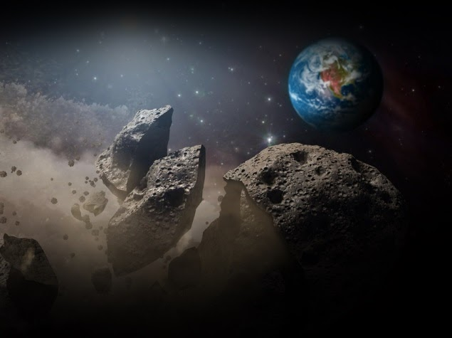 Asteroid Collision With Earth Inevitable, Say Experts