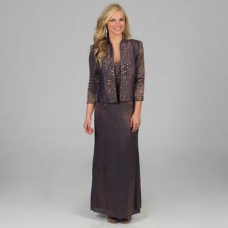 tallerdelapiz: R M Richards Plus size mom Bride clothes