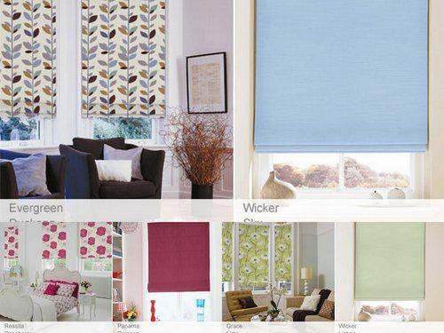 INSTRUCTIONS ON HOW TO MAKE A ROMAN BLIND