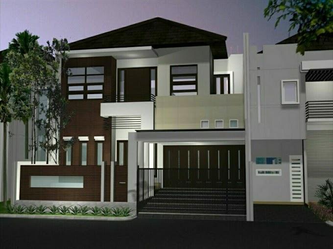 Denah Rumah Split Level Minimalis | Ide Rumah Minimalis